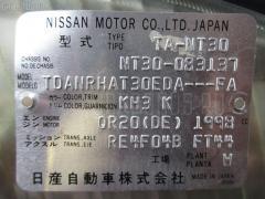 Ветровик NISSAN X-TRAIL NT30 Фото 5