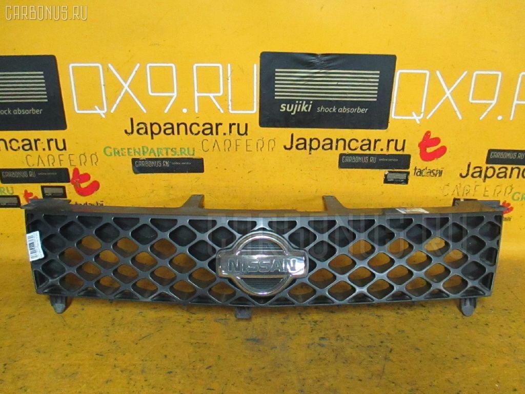 Решетка радиатора NISSAN X-TRAIL NT30 Фото 1