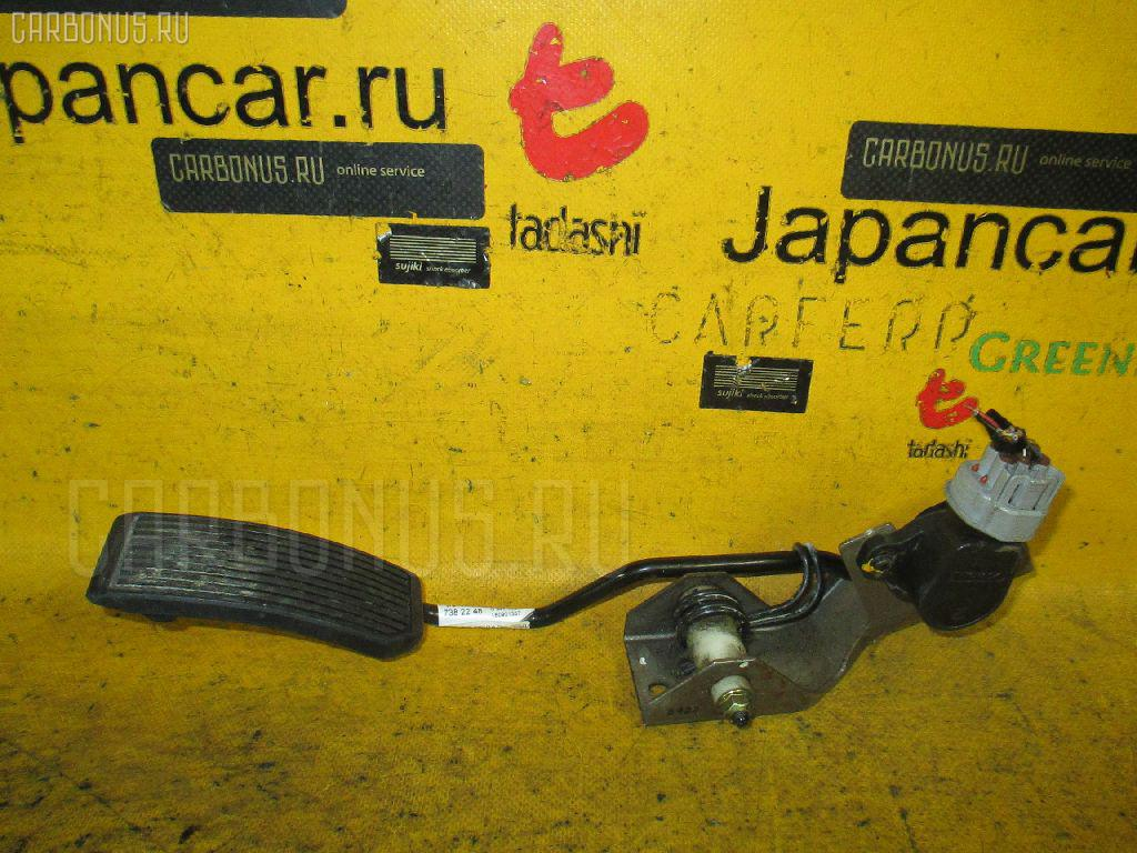 Педаль подачи топлива NISSAN X-TRAIL NT30 QR20DE. Фото 5