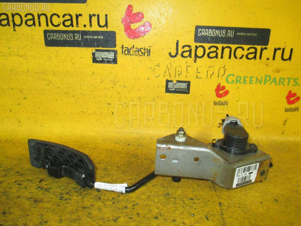 Педаль подачи топлива NISSAN X-TRAIL NT30 QR20DE. Фото 6