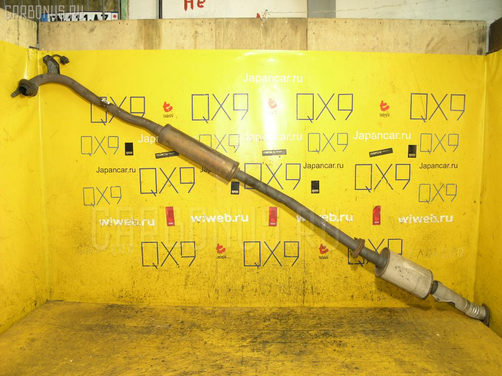 Глушитель NISSAN X-TRAIL NT30 QR20DE Фото 1