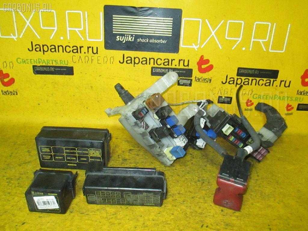 Блок предохранителей NISSAN X-TRAIL NT30 QR20DE Фото 1