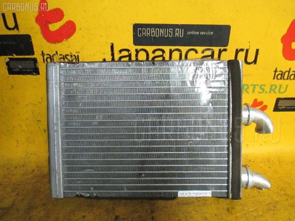 Радиатор печки NISSAN X-TRAIL NT30 QR20DE Фото 2