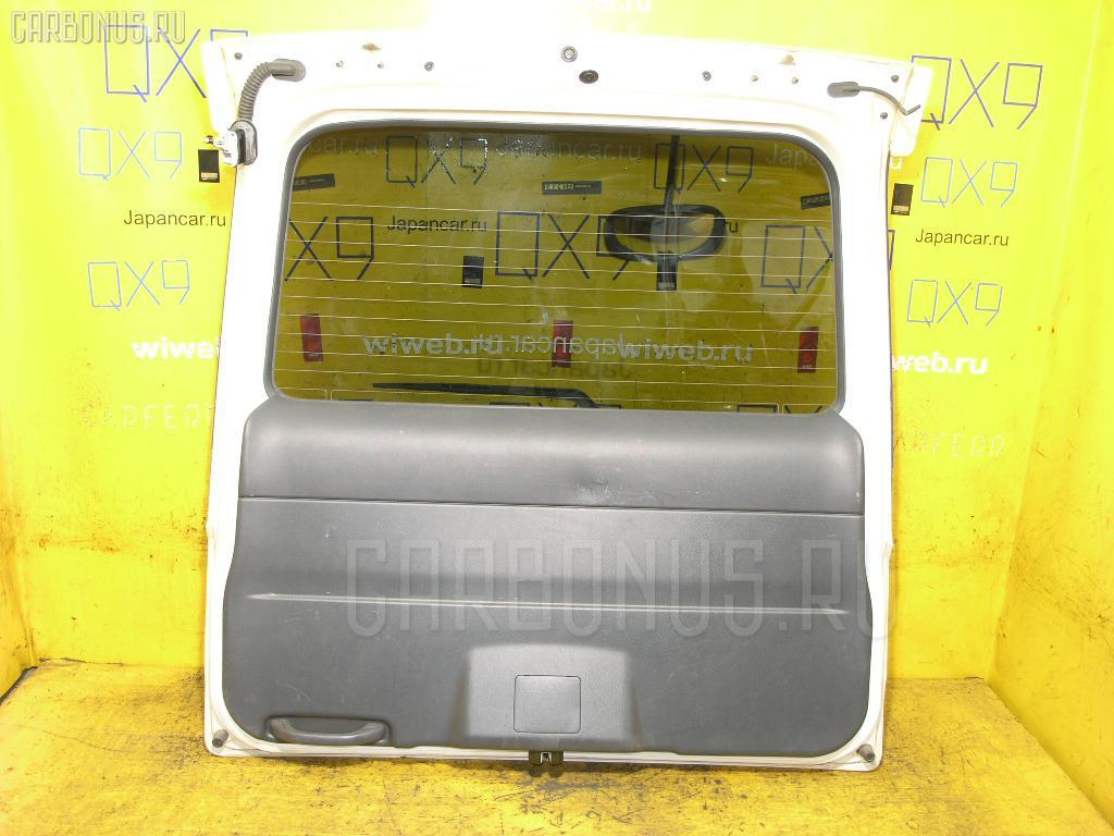 Дверь задняя HONDA STEPWGN RF5 Фото 2