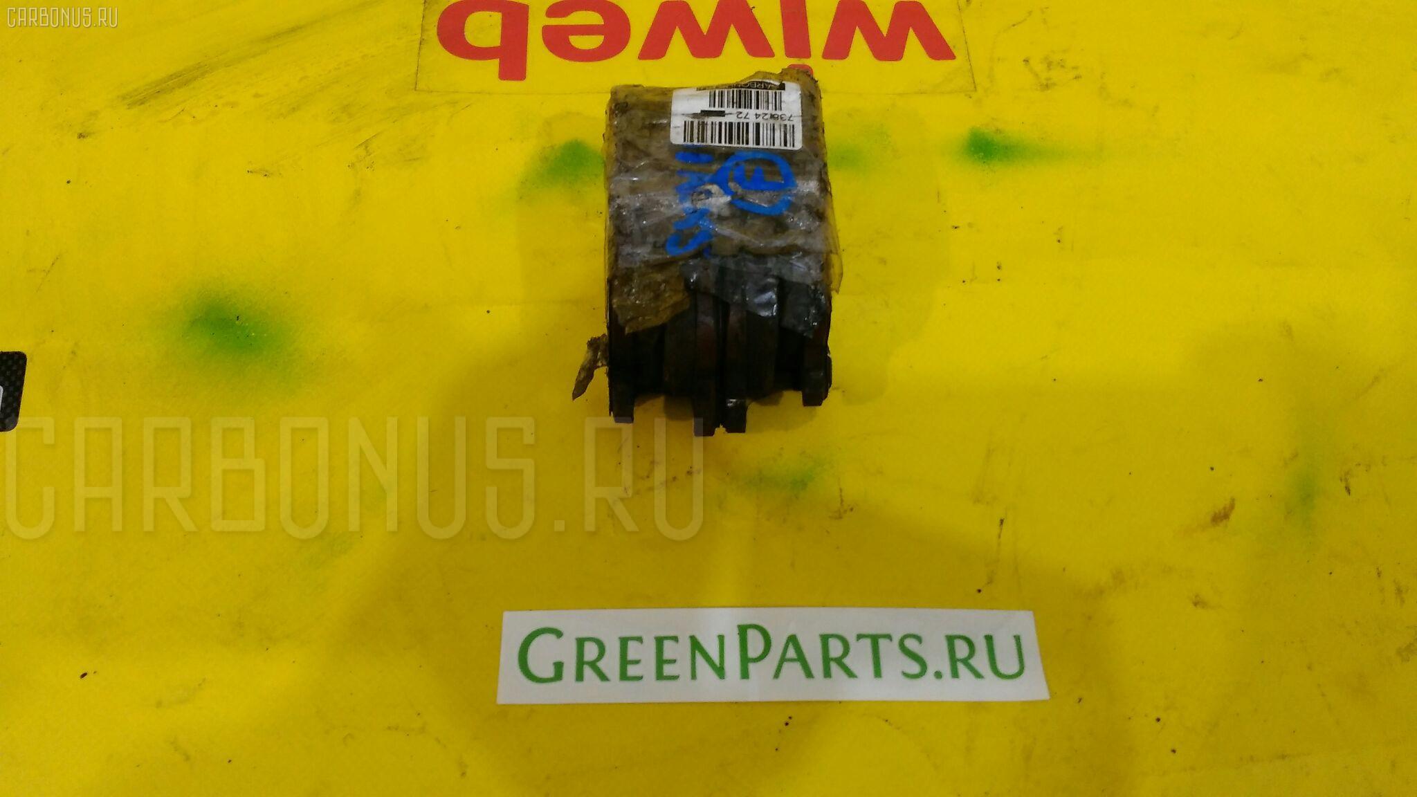 Тормозные колодки TOYOTA NADIA SXN10 3S-FE Фото 1
