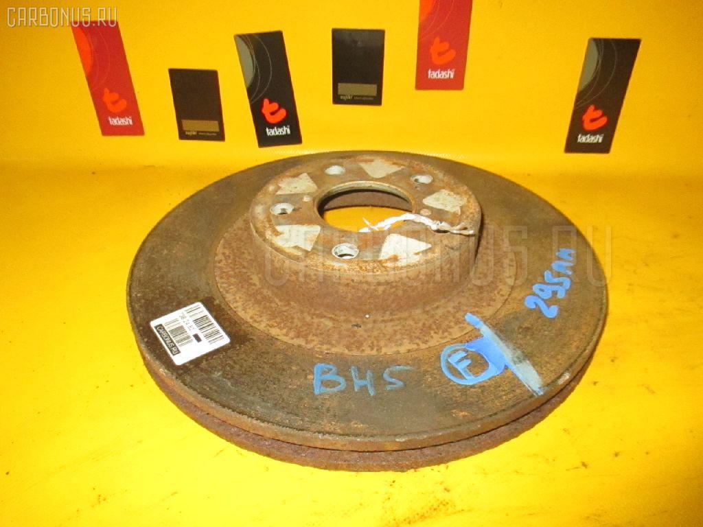 Тормозной диск SUBARU LEGACY WAGON BH5. Фото 1