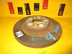 Тормозной диск SUBARU LEGACY WAGON BH5 Фото 1