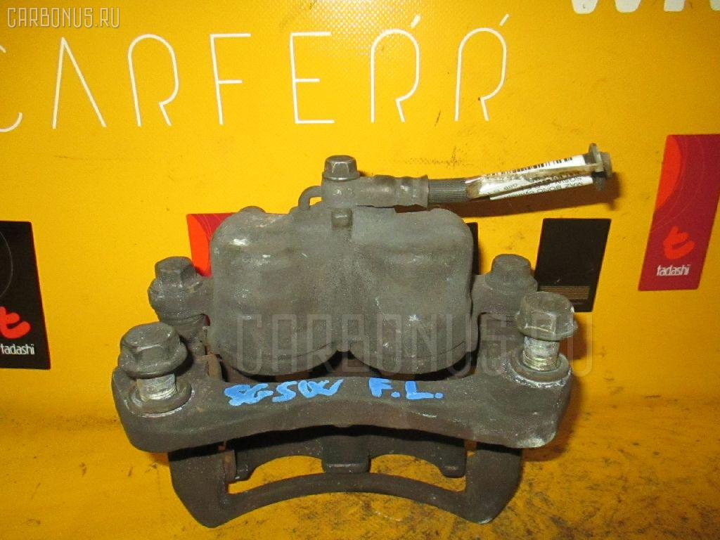 Суппорт MAZDA MPV LVLR WL-T. Фото 2