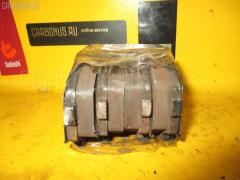 Тормозные колодки SUBARU LEGACY WAGON BH5 Фото 3
