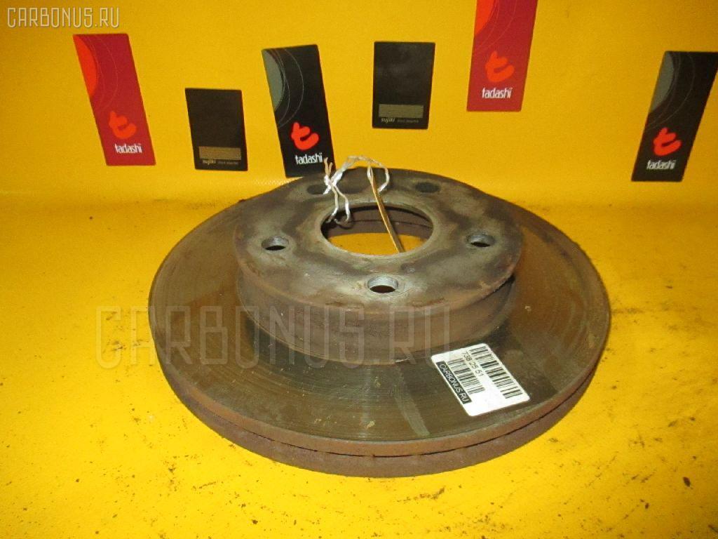 Тормозной диск TOYOTA GX100 1G-FE Фото 1
