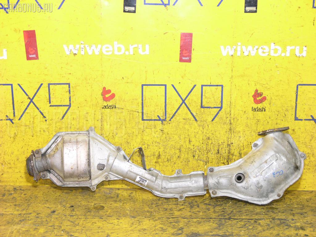 Глушитель Subaru Impreza wagon GG3 EJ152 Фото 1
