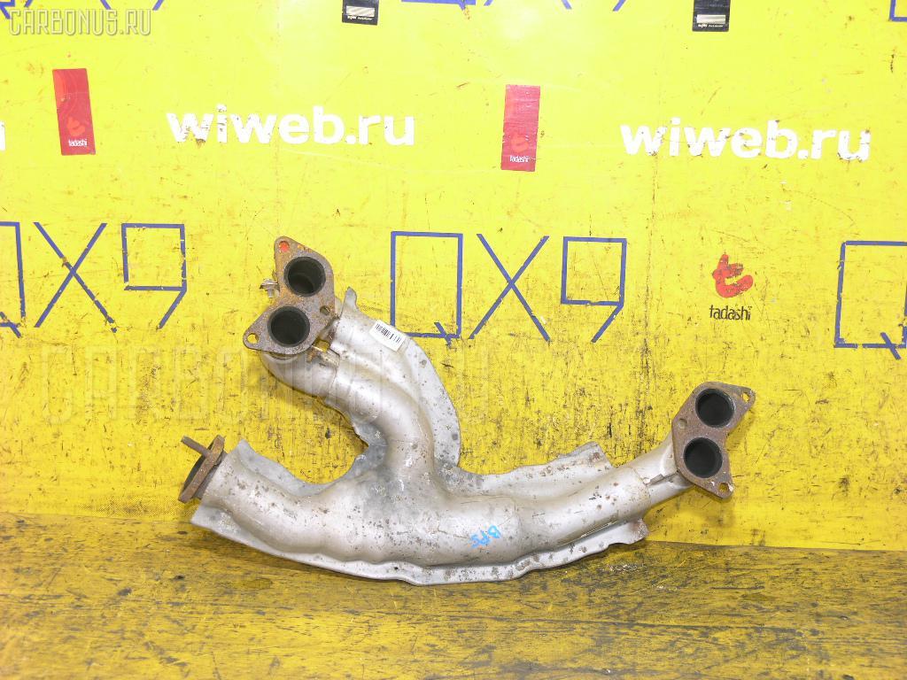 Глушитель SUBARU LEGACY WAGON BP5 EJ20 Фото 1