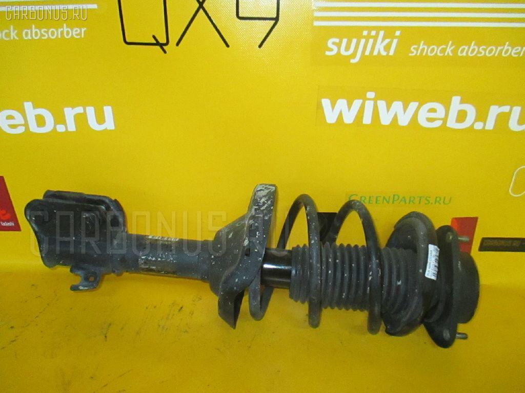 Стойка амортизатора Subaru Impreza wagon GG2 Фото 1