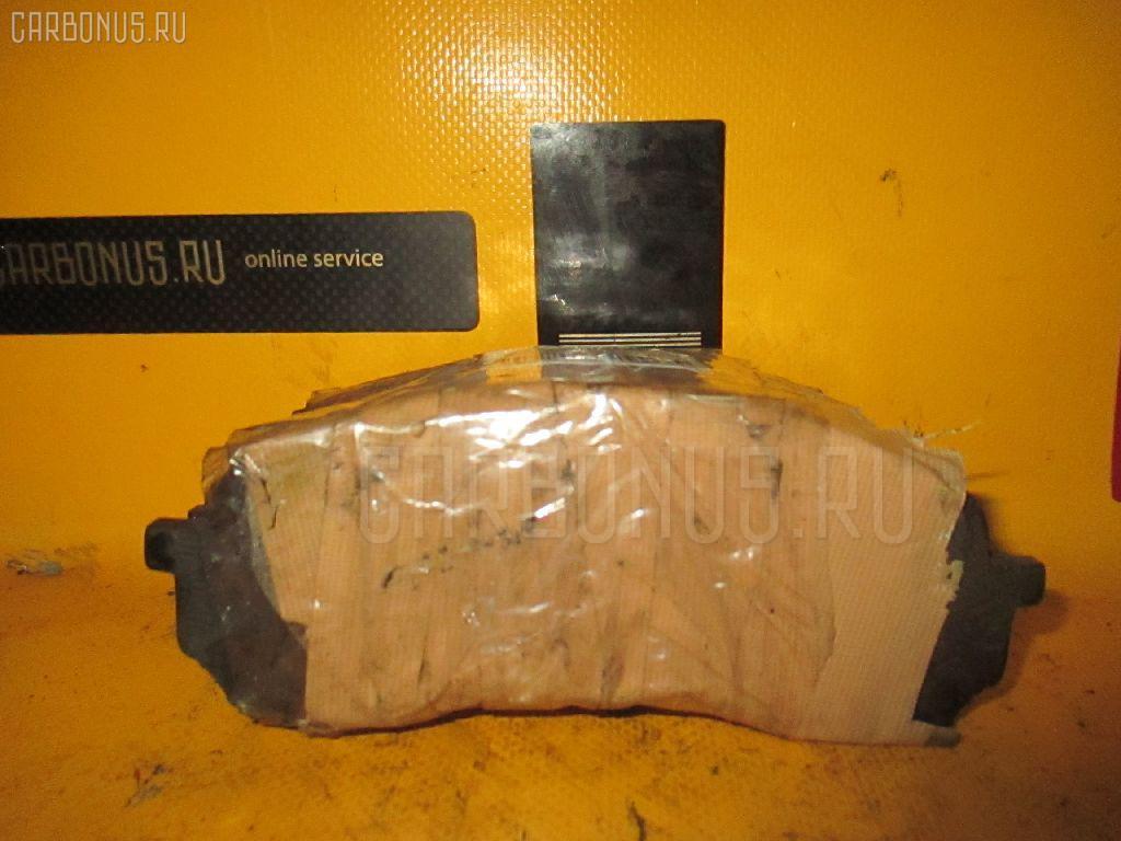 Тормозные колодки SUBARU IMPREZA WAGON GG2 Фото 1