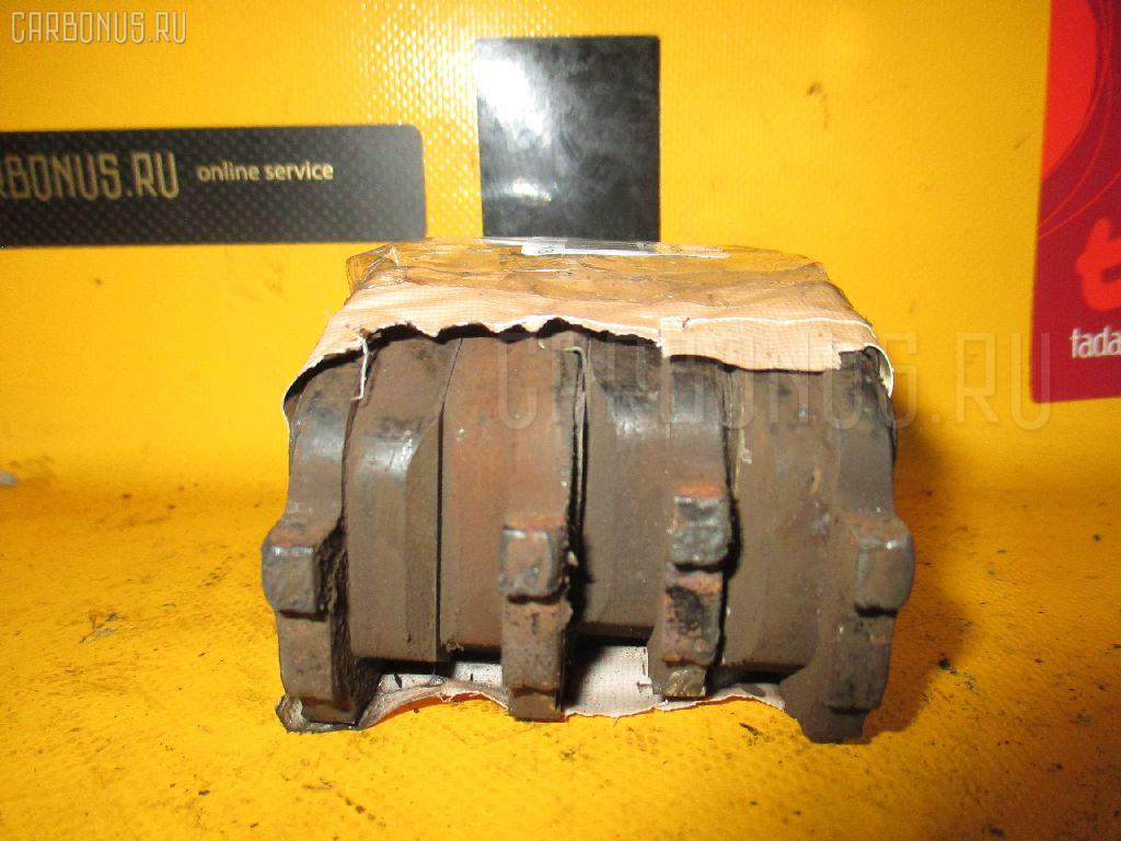 Тормозные колодки SUBARU IMPREZA WAGON GG2 Фото 2