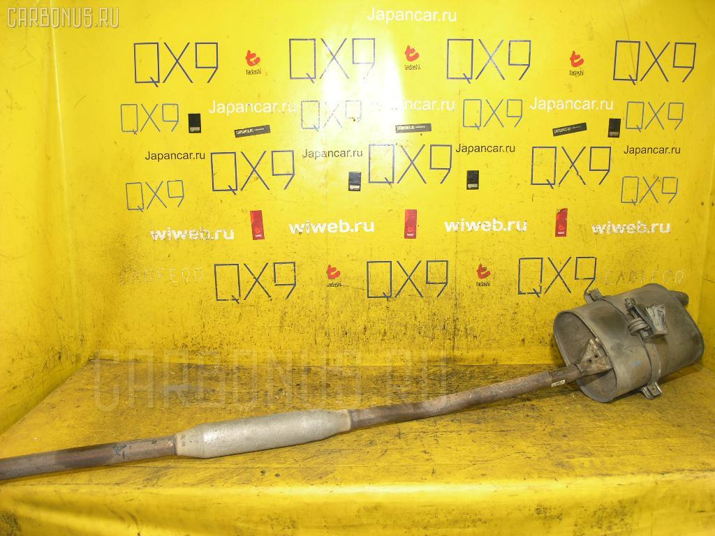 Глушитель TOYOTA IPSUM SXM10G 3S-FE Фото 2