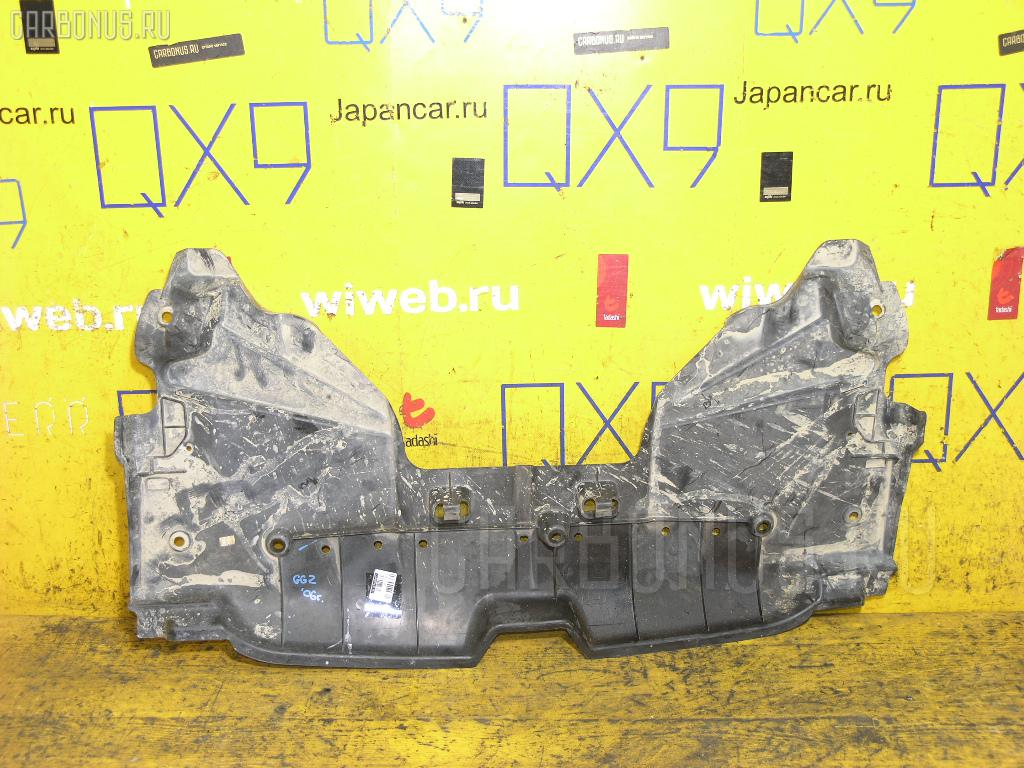 Защита двигателя на Subaru Impreza Wagon GG2 EJ15 Фото 1