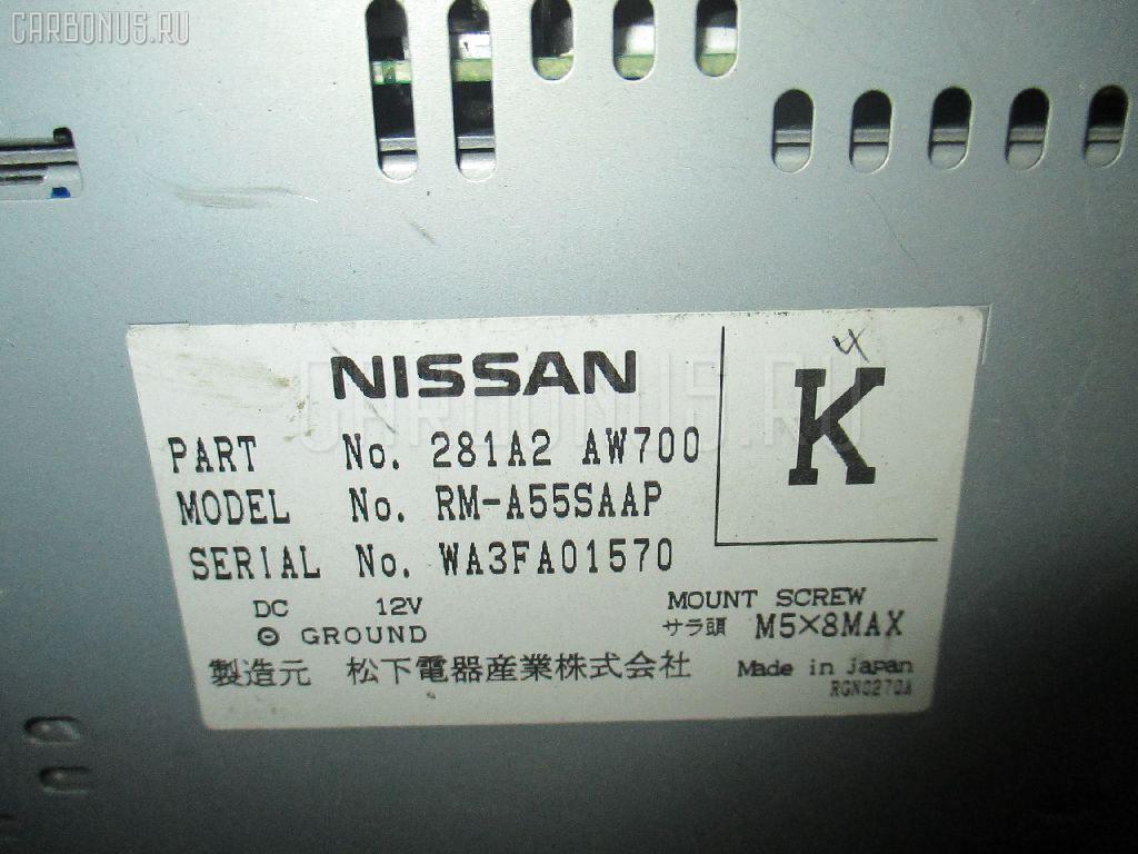 Автомагнитофон NISSAN PRIMERA TP12 Фото 2