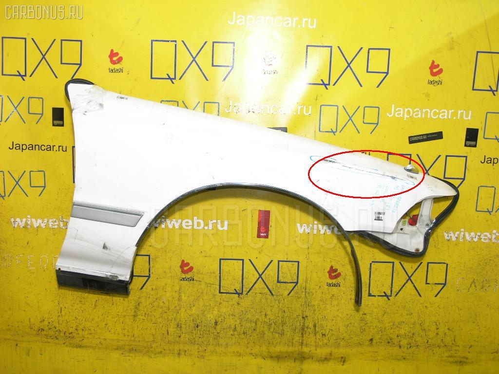 Крыло переднее TOYOTA MARK II GX81. Фото 7