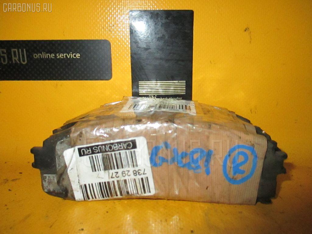 Тормозные колодки TOYOTA GX81 1G-GE Фото 1