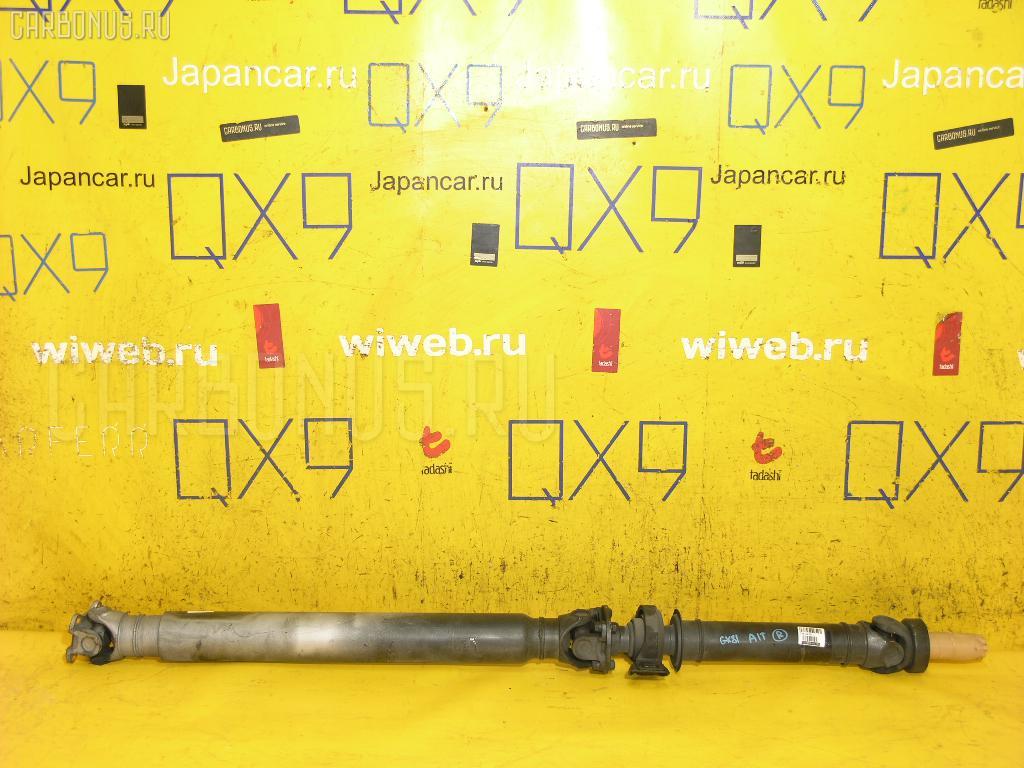 Кардан TOYOTA GX81 1G-GE. Фото 1