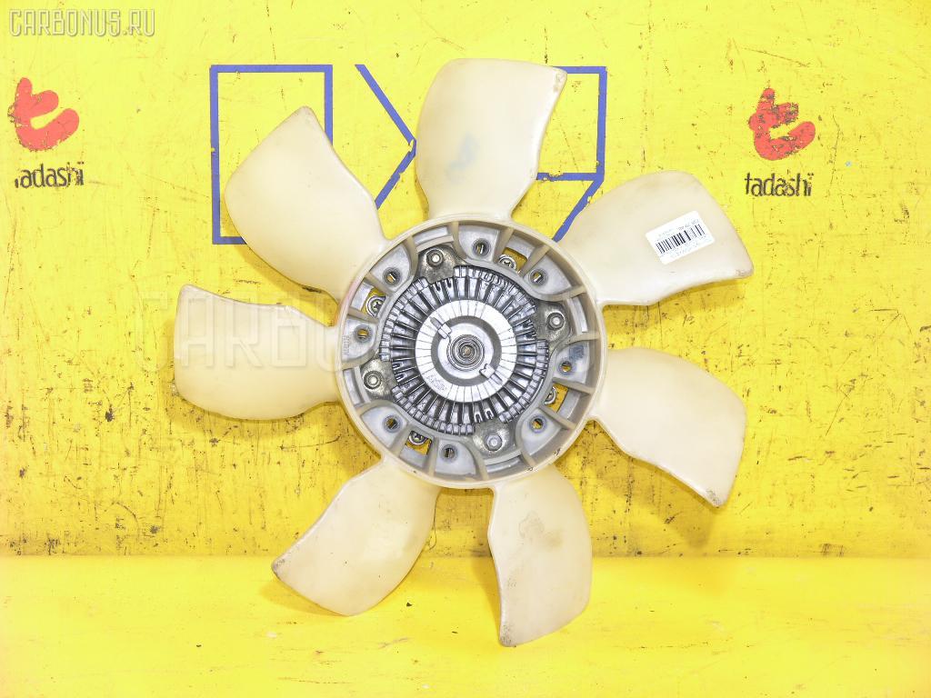 Вискомуфта TOYOTA GX81 1G-GE Фото 1