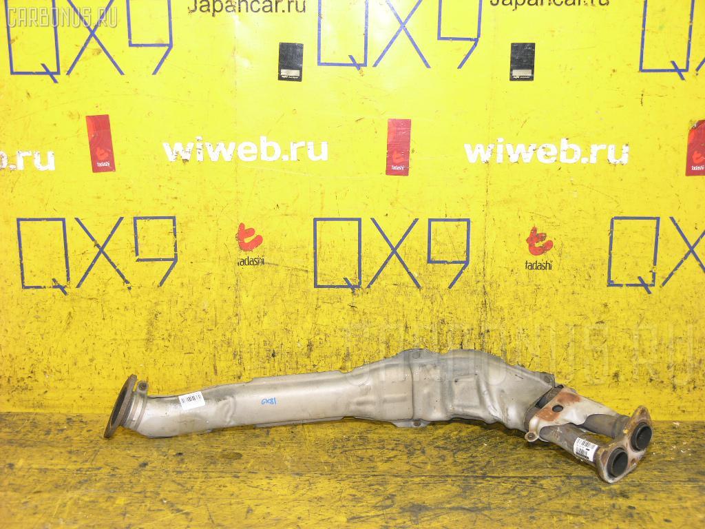 Глушитель TOYOTA MARK II GX81 1G-GE Фото 1