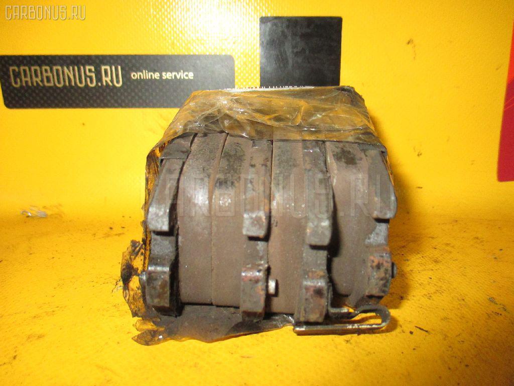 Тормозные колодки SUBARU LEGACY BC5 EJ20 Фото 4