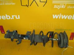 Стойка амортизатора Nissan Tiida latio SC11 HR15DE Фото 2