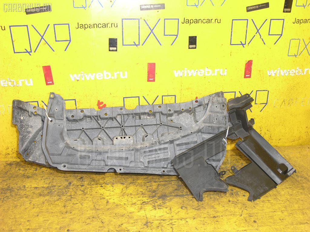 Защита двигателя Nissan Tiida C11 HR15DE Фото 1