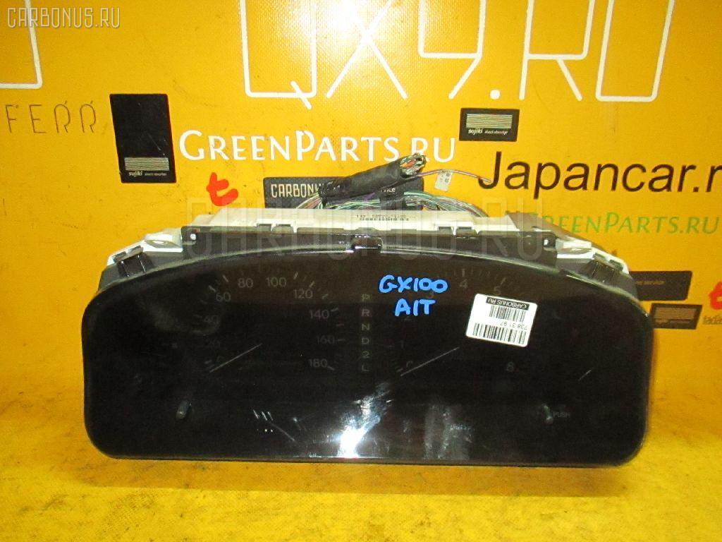 Спидометр TOYOTA GX100 1G-FE Фото 2