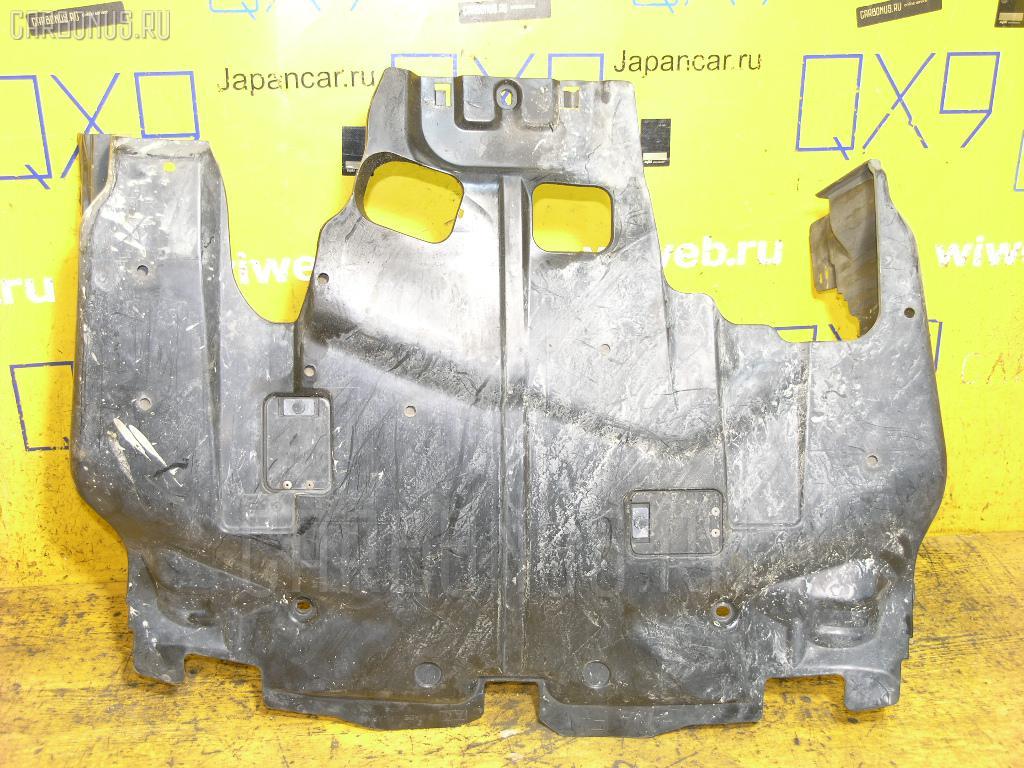 Защита двигателя Subaru Outback BP9 EJ25 Фото 1