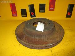 Тормозной диск NISSAN WINGROAD WFY11 QG15DE Фото 1