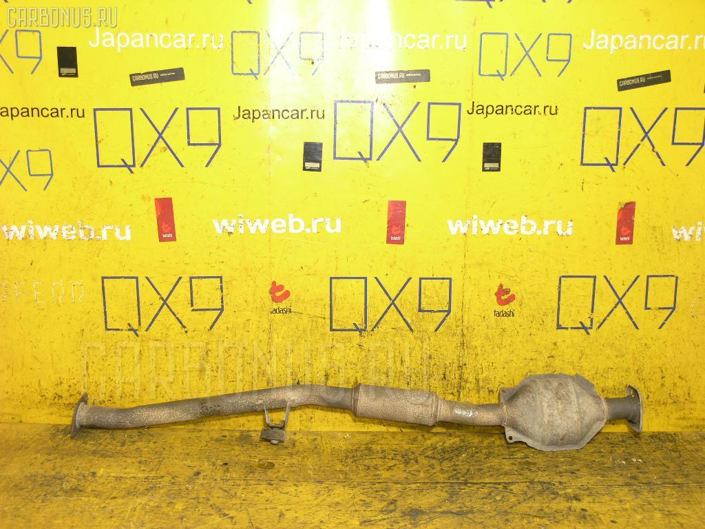 Глушитель SUBARU FORESTER SG5 EJ202 Фото 1