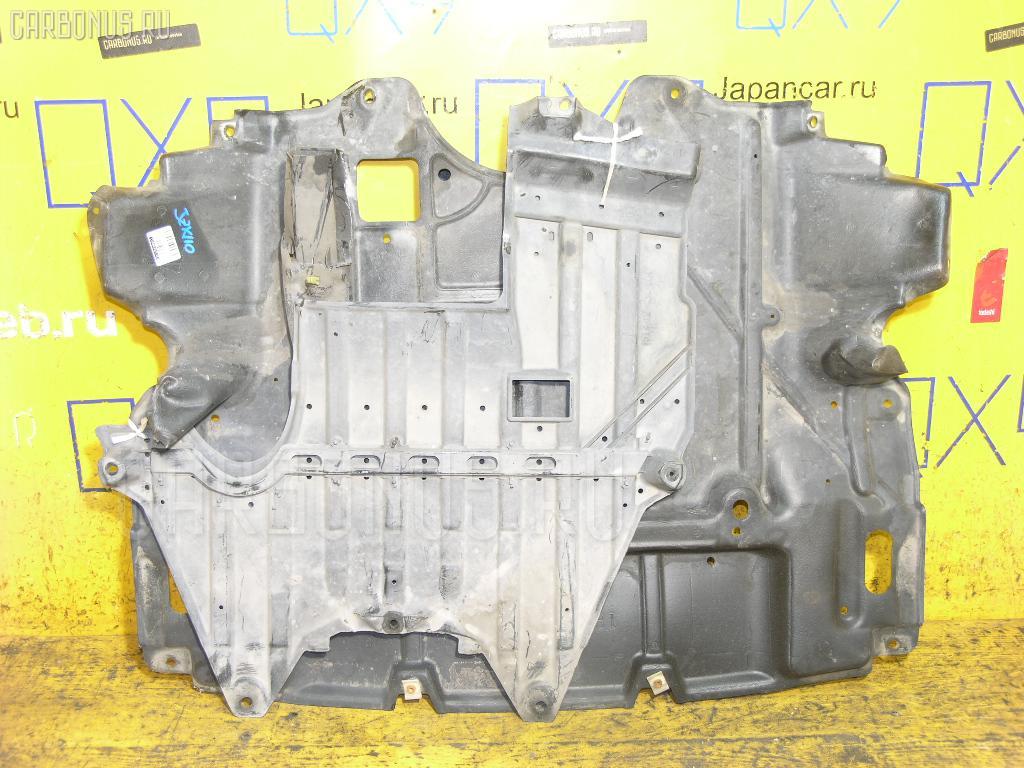 Защита двигателя Toyota Mark ii blit JZX110W 1JZ-FSE Фото 1