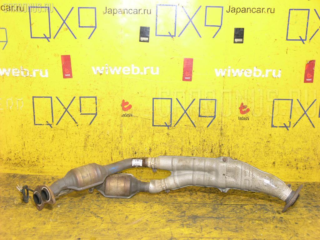 Глушитель Toyota GX100 1G-FE Фото 1
