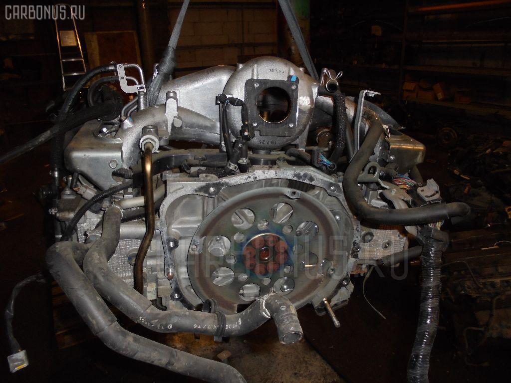 Двигатель SUBARU IMPREZA WAGON GH2 EL154 Фото 4