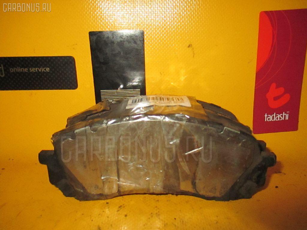 Тормозные колодки SUBARU IMPREZA WAGON GH2 EL154 Фото 1
