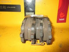Тормозные колодки SUBARU IMPREZA WAGON GH2 EL154 Фото 2