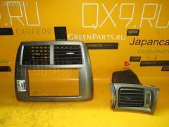 Консоль магнитофона Subaru Impreza wagon GH2 Фото 3