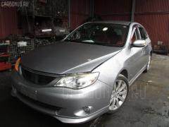 Жесткость бампера Subaru Impreza wagon GH7 Фото 3