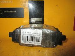 Тормозные колодки SUBARU IMPREZA WAGON GH7 EJ20 Фото 1