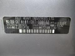 Заливная горловина топливного бака SUBARU IMPREZA WAGON GH7 EJ20 Фото 2