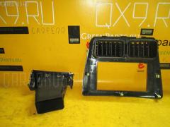 Консоль магнитофона 66076FG020, 72311FG001 на Subaru Impreza Wagon GH7 Фото 3