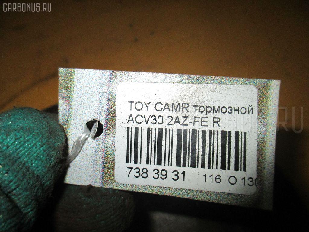 Тормозной диск TOYOTA CAMRY ACV30 2AZ-FE Фото 6