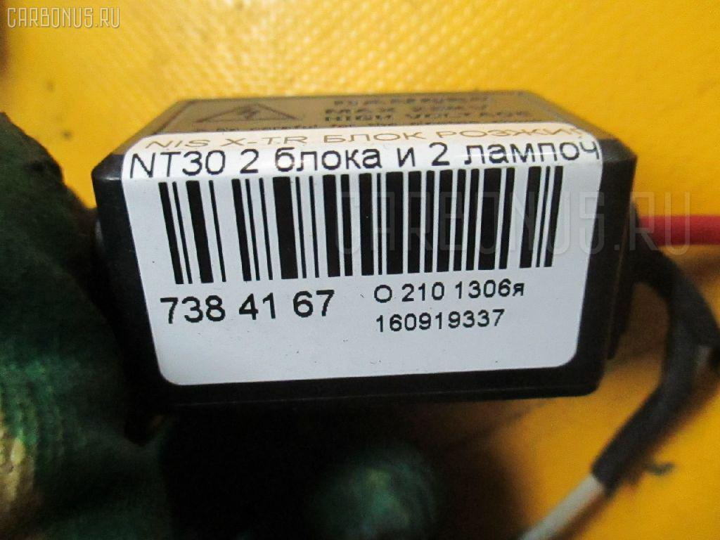 Блок розжига ксенона NISSAN X-TRAIL NT30 Фото 7