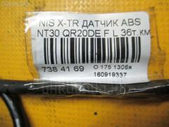 Датчик ABS 47911EQ010, 47911EQ01A на Nissan X-Trail NT30 QR20DE Фото 7