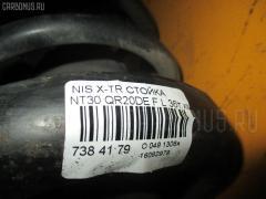 Стойка амортизатора Nissan X-trail NT30 QR20DE Фото 8