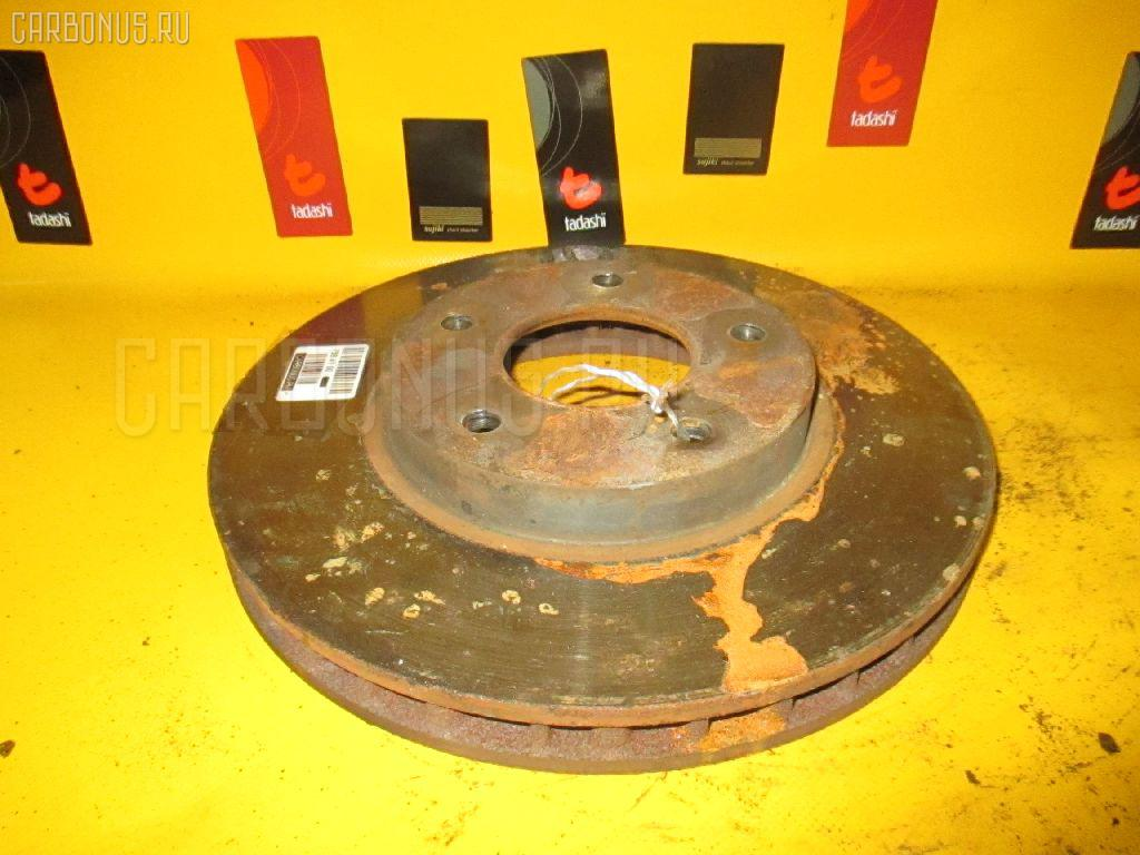 Тормозной диск NISSAN X-TRAIL NT30 QR20DE Фото 1