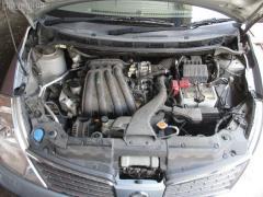 Жесткость бампера Nissan Tiida latio SC11 Фото 6